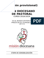 PlanDePastoral 2018-2019