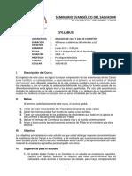 1y 2 Corintios-SYLLABUS 2018 MM - .docx
