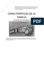 Familias Con El Paso Del Tiempo