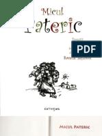 Savatie Bastovoi - Micul Pateric