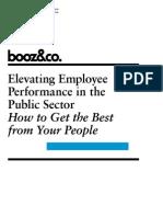 Booz&Co - Elevating Employee Performance