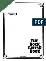 THE ROCK GUITAR BOOK  2 - LEO BAEZA