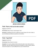 Formato de Descripcion_Cartel