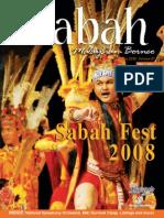 Sabah Malaysian Borneo Buletin May 2008