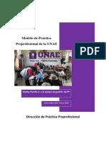 Modelo Pedagógico de la UNAE