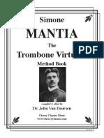 Mantia Trombone Virtuoso Sample 2514