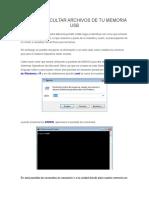 COMO DESOCULTAR ARCHIVOS DE TU MEMORIA USB.docx