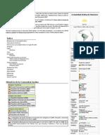 Datos generales de la Comunidad Andina