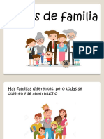 Cuento Tipos de Familia
