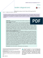 Amniotic Fluid Embolism- Diagnosis and Management 2016