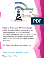 Wireless Networking PPT