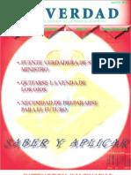 """agosto10 Revista """"YO Soy la Verdad"""""""