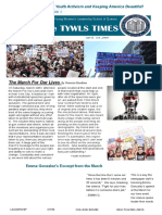 The TYWLS Times - April 2018 Edition
