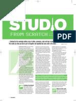 Studio From Scratch