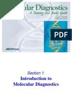 Sec 01 Introduction to Molecular Diagnostics.ppt