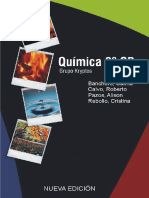 QUIMICA 3R AÑO CICLO BASICO