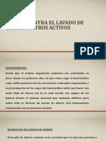 Ley Contra El Lavado de Dinero y Otro Activos 3