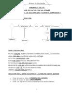 Base de Datos Comisaria - Vpd