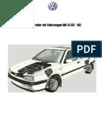 99036063 Manual de Taller VW Golf MK III