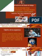 Primera sesión virtual 12 de Septiembre/ DESARROLLO SUSTENTABLE Y MEDIO AMBIENTE