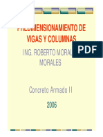 PREDIMENSIONAMIENTO 2006 - Ing. Roberto Morales.pdf