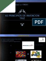 40 Principios de Inventiva