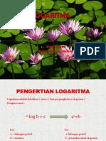 KELOMPOK 2 - LOGARITMA.pptx
