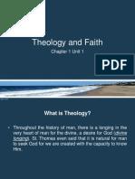 1 Theology and Faith