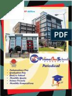 Prime One School Periodical (Nov 2007 Edition)