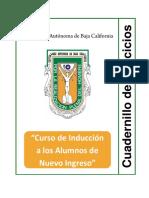 Cuadernillo de Ejercicios Curso de Induccion.pdf