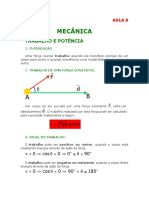 AULA 08 - MECÂNICA - Trabalho e Potência.pdf