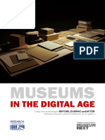 Museums in the Digital Age a Dosdoce Survey