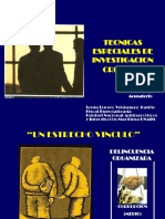 tecnicas especiales de investigación Diplomado Santo Tomas.ppt