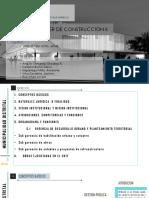Seminario de Construccion II- Municipalidad Distrital de La Esperanza