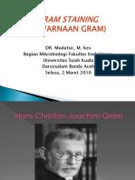 Gram Staining-skill Lab