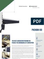 Brochura Phenom 100