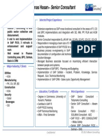 AB CV PPT Template (New) - 2015