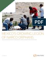 Mexico's drug orphans