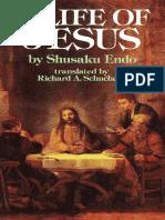 Endo, Shusaku - Life of Jesus (Paulist, 1973)