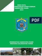 Buku Data SLHD Kab. Paser 2015