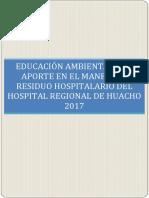 Tesis Educación Ambiental y Manejo de Residuos Hospitalarios.docx