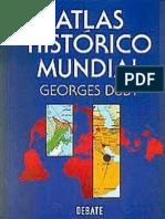 DUBY, Georges, Atlas Histórico Mundial