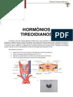 hormônios tireoidianos - fisiologia