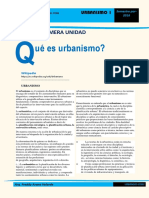 1- Que Es Urbanismo- FOLLETO 2016- PAR
