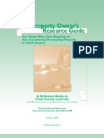 A Place in Cook County - The Property Owner's Resource Guide