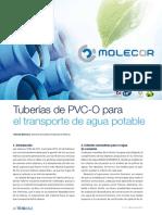 Procesos Sistemas Molecor Tuberias Pvco Transporte Agua Potable Tecnoaqua Es