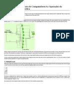 Introdução à Arquitetura de Computadores%2FAs Operações Da Unidade Lógica Aritmética