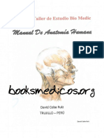 Manual de Anatomia Humana David Coba Ruiz