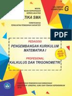 Revisi Modul SMA KK G Mat SMA Milenium