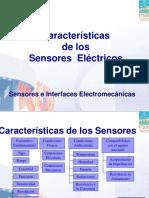 Caracter i Sticas Sensor Es